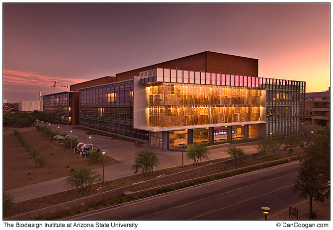 The Bio Design Institute at Arizona State University