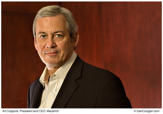 Art Coppola, CEO and Chairman, Macerich