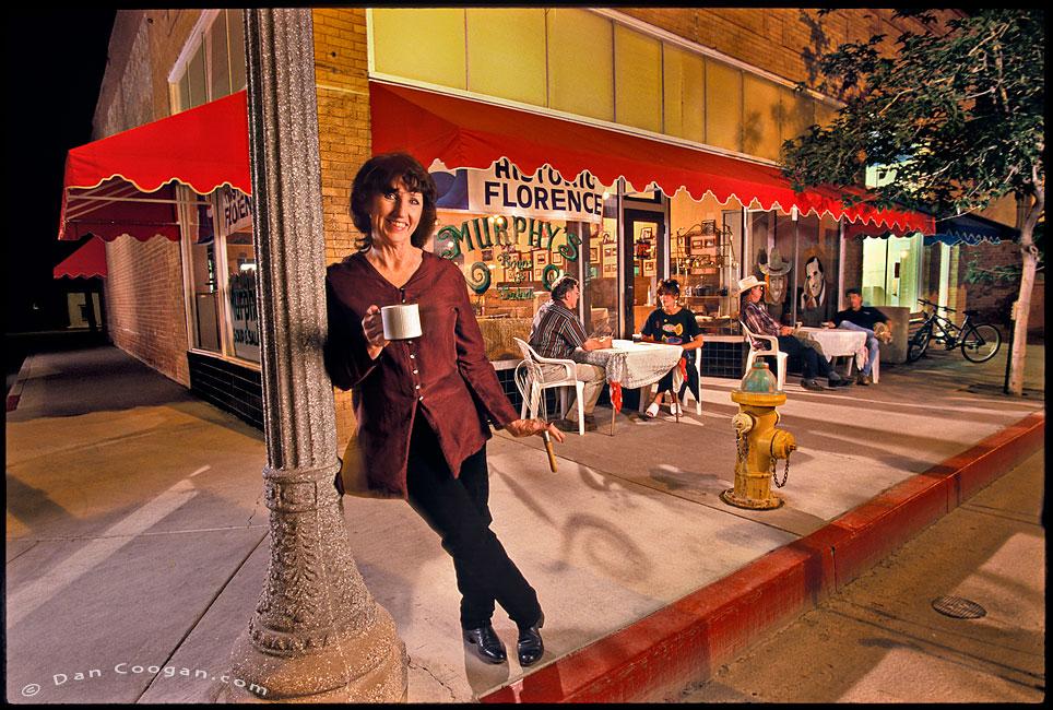 Sandi Tyus Owner Murphy S Restaurant Dan Coogan